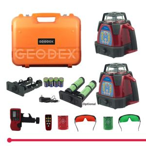 300hvg Laser Level with Dry Cell Pack Automatic Rotation Leveling pictures & photos