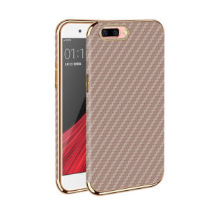 Carbon Fiber Leather Phone Case Cover for iPhone pictures & photos