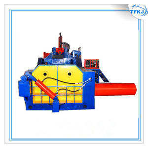 Y81 Hydraulic Scrap Metal Press Briquette Machine (CE approved) pictures & photos