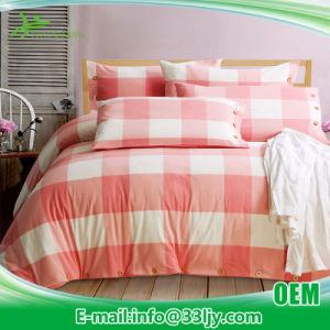 University Cotton Plain Durable Lodge Bedding pictures & photos