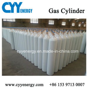40 Liter High Pressure Vessel N2 O2 CO2 Argon Acetylene Stainless Steel Gas Cylinder pictures & photos