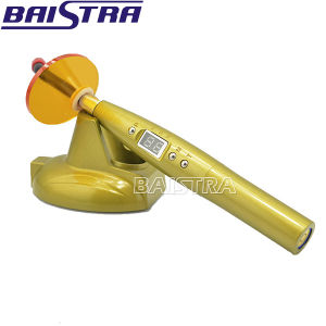 Top Quality Digital LED Curing Light Colored Dental Curing Light pictures & photos