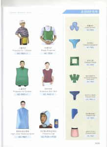 Dental Lead Protective Apron for Children pictures & photos