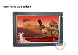 10 Inch LCD Advertising Display Screen with High Brightness Optional (MW-102ABS) pictures & photos