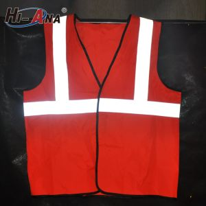 SGS Proved Products High Intensity Reflective Safety Vest pictures & photos