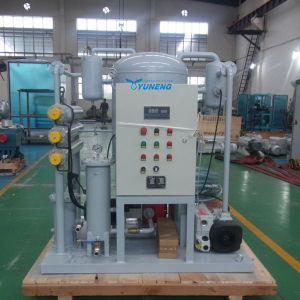 Constant Working Vacuum Oil Purification Machine pictures & photos