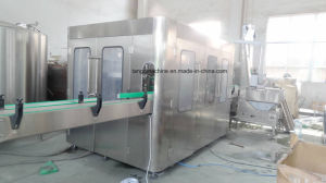 Automatic Reverse Osmosis Bottled Drinking Water Bottling Filling Machine Factory pictures & photos