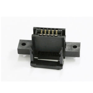 2.54mm 10p Two Type IDC Soket Card Edge Connetor pictures & photos