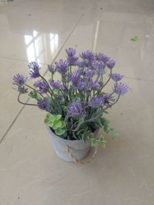 Artificial Flowers of Lavender Gu-CD104626 pictures & photos