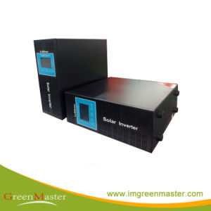 Zysw-600ts off Grid Hybrid Solar Power Inverter pictures & photos