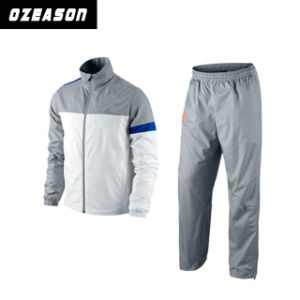 Good Quality Custom Polyester Track Jogging Suits Wholesale (TJ010) pictures & photos