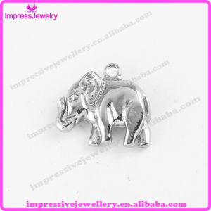 316L Stainless Steel Silver Elephant DIY Charms Pendants pictures & photos