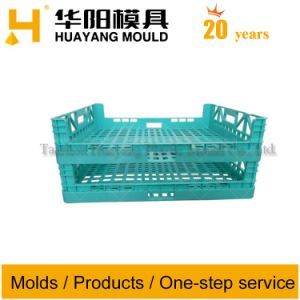 Plastic Crate Mould Fruit Container Mould pictures & photos