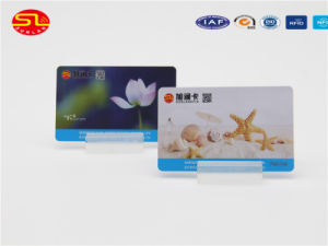 2014 Customized RFID Contactless Smart Card with Em4305 Chip pictures & photos