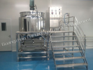 Solid Soap Making Machine Heating Vessel Tank Low Speed Mixer pictures & photos