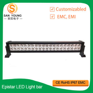 13 Inch 72W LED Spotlight Light Bar pictures & photos