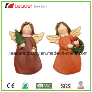 Resin Customized Angel Figurine Refrigerator Magnets for Home Decoraiton pictures & photos
