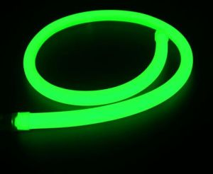 High-Quality Flat Round LED Light Neon Flex pictures & photos