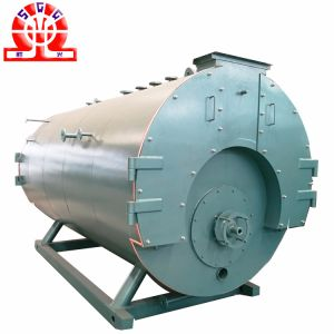 Single Drum Horizontal Chamber Combustion Steam Boiler Fittings pictures & photos