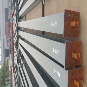 Fast Delivery Light Structural Frame Construction pictures & photos