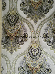 High Quality Flower Printed Fabric pictures & photos
