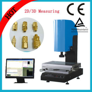 Hot Automatic 2.5D/3D Image Measuring Instrument Suitable for Hardware/Plastics pictures & photos