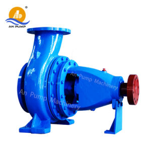 Electric Large Drainage Long Distance Clean Water Supply Pumps pictures & photos