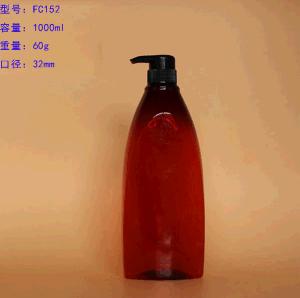1L Pet Plastic Colored Bottle with Pump pictures & photos