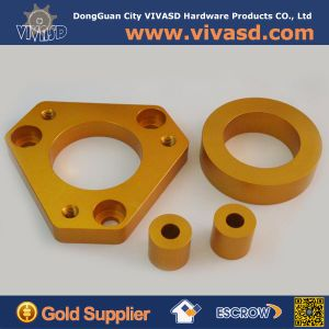 Custom Made Precision Anodized CNC Aluminum Machining Parts pictures & photos