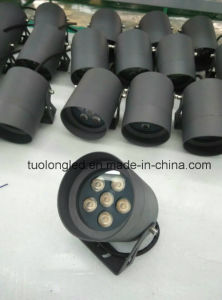 6W LED Shoot Light with Spike Outdoor Garden Lighting pictures & photos