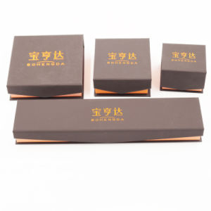 Hand to Create High Quality Custom Paper Gift Box (J78-E) pictures & photos
