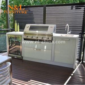 Nu0026L Stainless Steel Modular Kitchen Portable Outdoor Kitchen