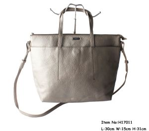 2017 New Fashion PU Tote Bags for Women pictures & photos