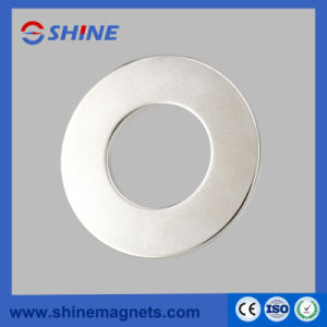 Ring Shaped Neodymium Magnet with Axial Holes pictures & photos