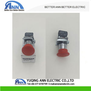 Flush Push Button Switch Metal Push Button Switch pictures & photos