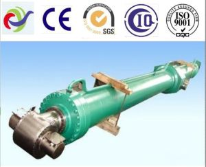 Large Hydraulic Cylinder for Industrial Machinery