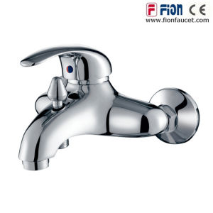 Popular Single Lever Bath and Shower Mixer (F-142) pictures & photos