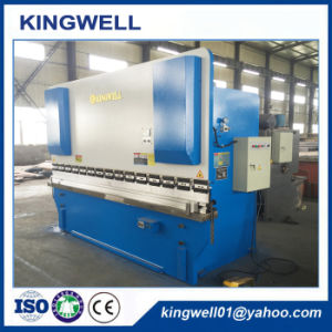 2016 Hot Sale Metal Plate Hydraulic Press Brake (WC67Y-160TX3200) pictures & photos