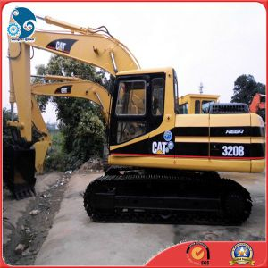 Used Caterpillar (model: 320B) Crawler Hydraulic Excavator for Ore-Project pictures & photos