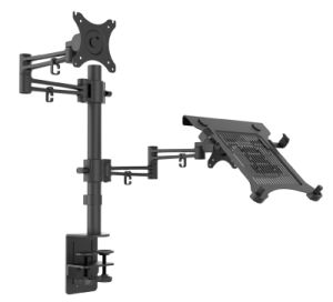 "Desktop Mount for 10 to 30"" Economic Type (DLB212-LP) pictures & photos"