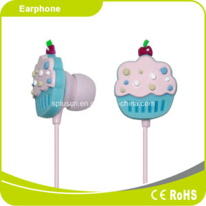 New Product Pink Sample Small Earphones for Phone pictures & photos