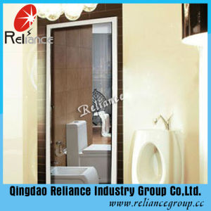 3-6mm Bathroom Safety Dressing Sliver Mirror pictures & photos