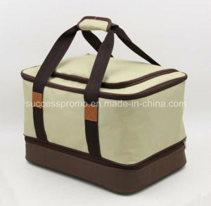 Student School Picnic Insulation Thermal Cooler Lunch Bag pictures & photos