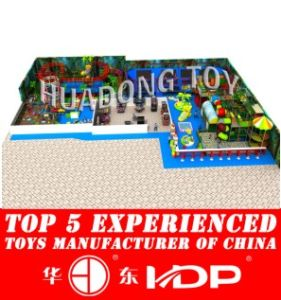 2016 Newest Outer Spacetheme Children Indoor Playground Equipment Priceshd15b-031A pictures & photos