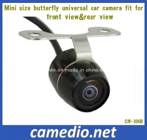 170 Degree Butterfly 480 TV Lines CMOS Universal Waterproof Car Rearview Camera pictures & photos