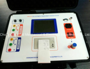 Gdbc-901 Transformer Turns Ratio Tester / Transformer TTR Tester by IEC60076 pictures & photos