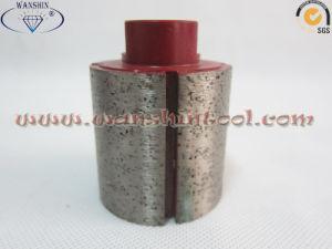 Continuous Rim Diamond Drum Wheel Diamond Tool for Granite pictures & photos
