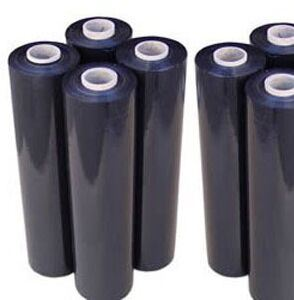 China Supplier Black Film Strech Stretch Film pictures & photos