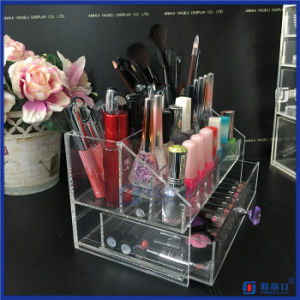 Vanity Luxary Best Acrylic Large Makeup Organizer pictures & photos