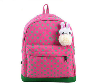 New Pink Spot Impact School Bags pictures & photos
